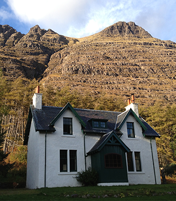 Cottage in Torridon