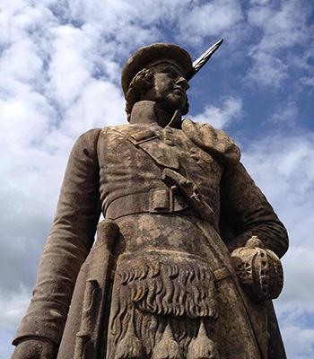 Glenfinnan Statue